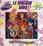 Le magiche Winx. World of Winx. Libro puzzle. Ediz. a colori