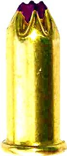 0.22 Caliber Purple Single Shot Powder Loads, High Velocity Strong Power Fasteners Power Loads (100-Count) (Level 6)