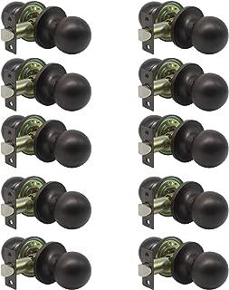 Best oil rubbed bronze interior door knobs Reviews