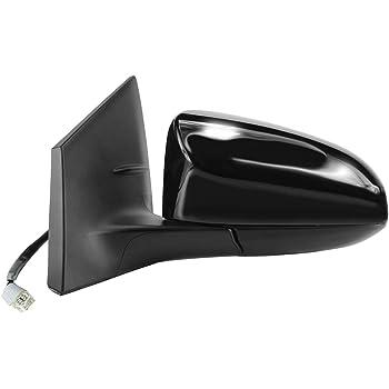 12-14 TOYOTA Camry black w//PTM cover, foldaway K Source 70663T Passenger Side , w//o turn signal, w//o BSDS