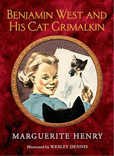 Benjamin West and His Cat Grimalkin (English Edition)