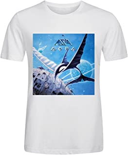 Ulover Aqua Import, Limited Edition Asia Men's O-Neck Music Tee Shirts