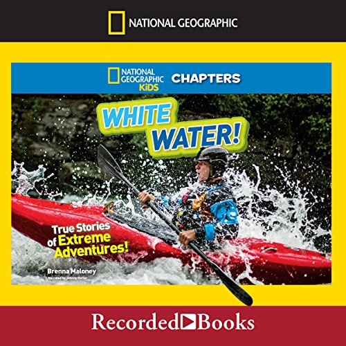 National Geographic Kids Chapters: White Water!  By  cover art