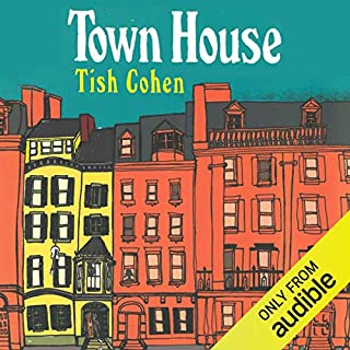 Town House audiobook cover art