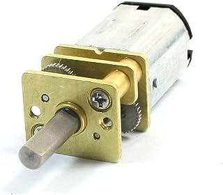 Sourcingmap a14040200ux1091 -ga12 n20 12v dc 200r motor/mini-reductor de velocidad de giro de bloqueo eléctrico de engranajes