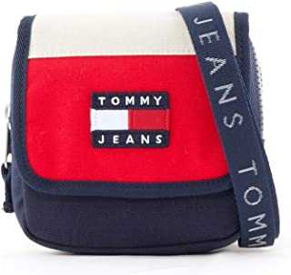 Tommy Jeans - Borsa a tracolla Heritage colorblock