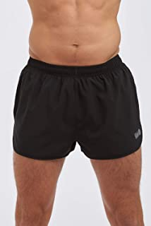 Men's Pace Spirit 2.5 Inch Running/Gym/Athletic/Training/Workout Shorts with Rear Pocket and Inner Lining