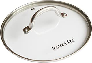 Genuine Instant Pot Tempered Glass lid, Clear 10 in. (26 cm) 8 Quart
