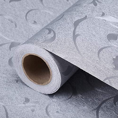 Selbstklebend Tapeten wasserfest Wandtapete wandtattoo 0.61 * 5M Wandaufkleber wandpaneel wandpapier Klebefolie für Wohnzimmer TV Hintergrund Wand (O)