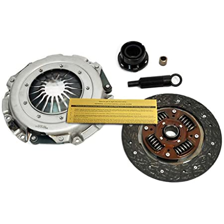 96-00 Isuzu Hombre ClutchMaxPRO Heavy Duty OEM Clutch Kit /& Flywheel with Slave Cylinder for 96-01 Chevrolet S-10 CP04155HDWS-FW167500-CK 96-01 GMC Sonoma