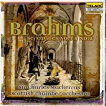 Brahms: Serenade No. 1 In D, & No. 2 In A