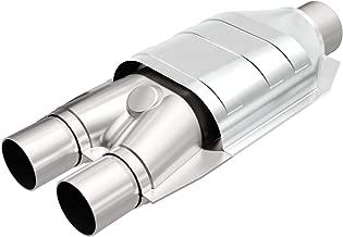 MagnaFlow 94007 Universal Catalytic Converter (Non CARB Compliant)