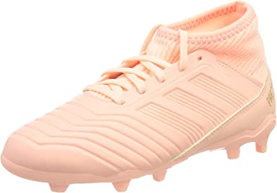 adidas Predator 18.3 FG J, Chaussures de Football Garçon Mixte Enfant