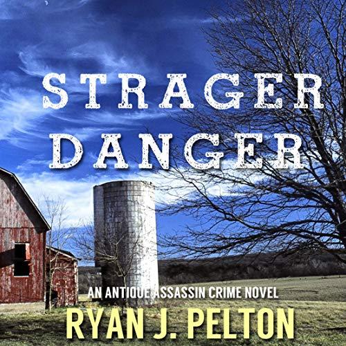 Stranger Danger audiobook cover art
