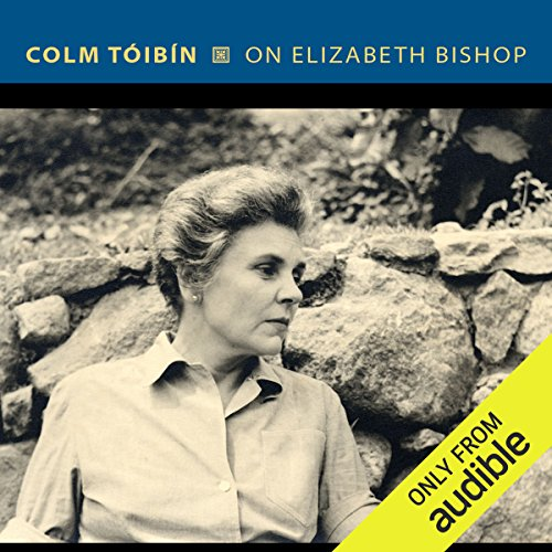 On Elizabeth Bishop audiobook cover art