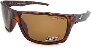 Dirty Dog Mens Primp Satin Sunglasses - Brown Tort