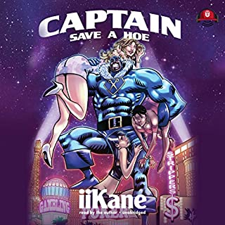 Captain Save a Hoe cover art