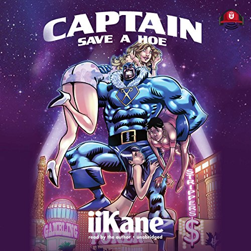 Captain Save a Hoe audiobook cover art