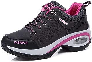 GIY Women's Waterproof Lightweight Hiking Running Shoes Non-Slip Outdoor Training Sneakers Hiking Shoes