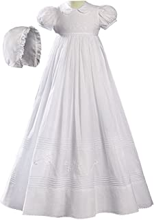 shamrock christening dress