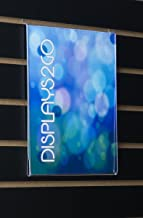 Best acrylic sign holders for slatwall Reviews