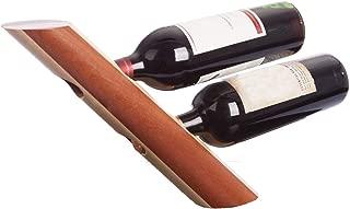 Bottle Dock - Gravity Defying, Counter-balanced Double Bottle Wine Holder - Cuvèe