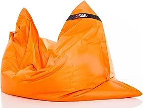 Pouf Daddy PDDADP103 Bean Bag, Bright Orange, 180 x 140 cm