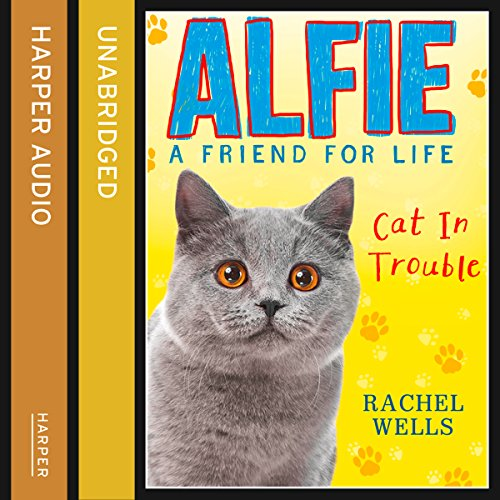 Alfie Cat in Trouble cover art