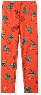 FXC - Pantalones de primavera y otoño, para niñas y niñas, pantalones cálidos, elásticos, para niña, ropa interior, pantal...