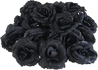 real black rose flower images