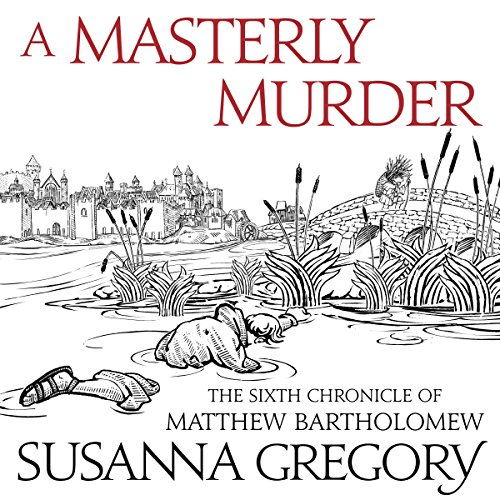 A Masterly Murder audiobook cover art