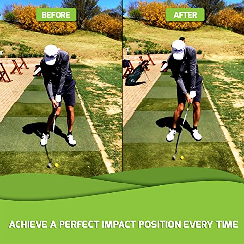 IMPACT SNAP Golf Swing Trainer and Practice Training Aid - Right Handed