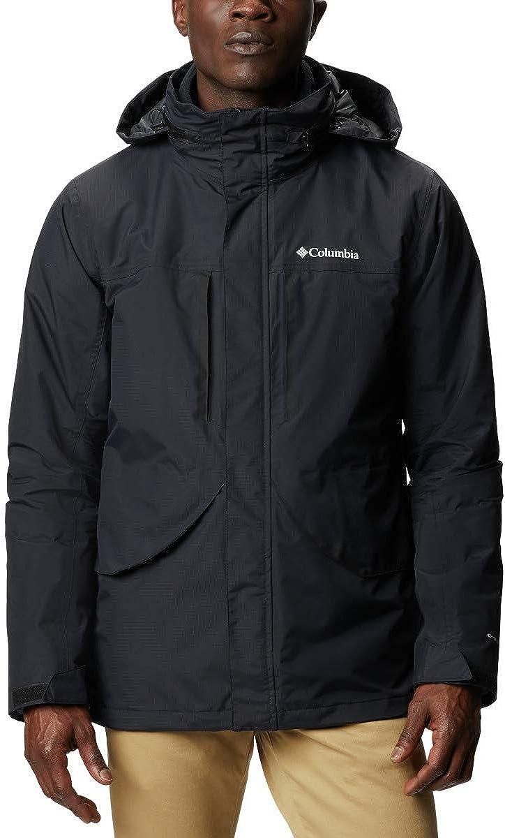 Columbia Mens Mecan PassInterchange Jacket