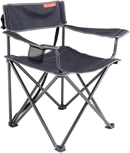 Portable Camping Chair-Compact Ultralight Chaises de randonnée dans un sac de transport, randonneur, camp, plage, extérieur (150kg) (Couleur   C)