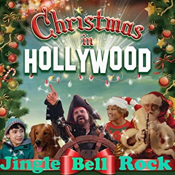 """Jingle Bell Rock (feat. Jiang Zi Long) [From the Original Motion Picture Soundtrack """"Christimas in Hollywood']"""