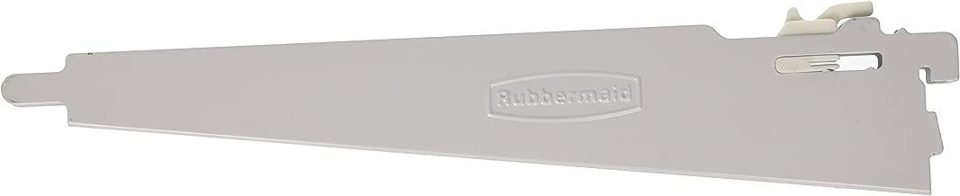 Rubbermaid Closet Configurations 12-Inch Bracket, White (1807647)