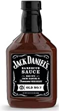 Jack Daniel's Barbecue Sauce, Original No. 7 Recipe 19oz - 1 19-ounce Bottle (Pack of 1)