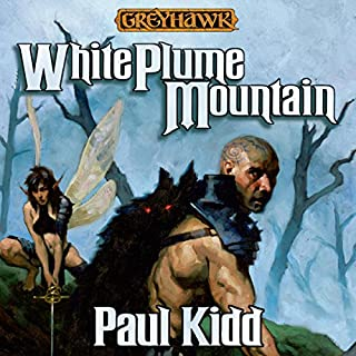 White Plume Mountain cover art