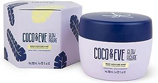 Coco & Eve Glow Figure - Mousse corpo idratante - lozione e idratante donna | crema corpo idratante (212 ml)
