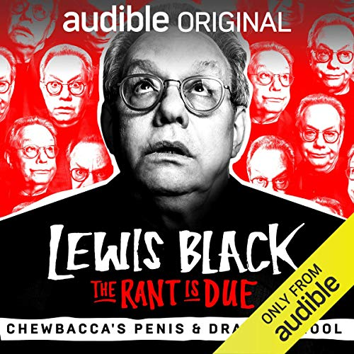 Ep. 39: Chewbacca's Penis and Drama School  audiobook cover art