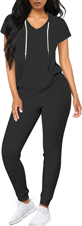 Fixmatti Women Pullover Hoodie Pockets Mesa Mall S Sweatpants Colorado Springs Mall Sport Jogger