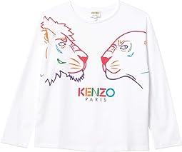 Multi Iconic T-Shirt (Big Kids)