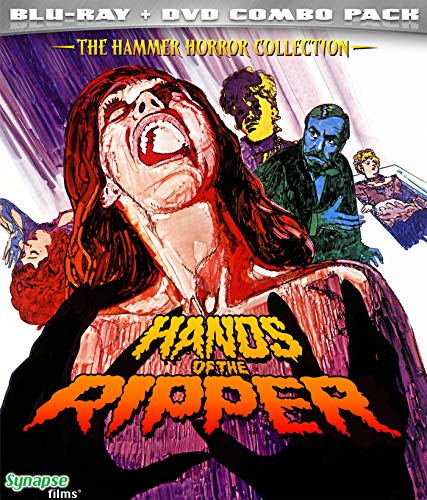 Hands Of The Ripper (Blu-ray + DVD Combo)