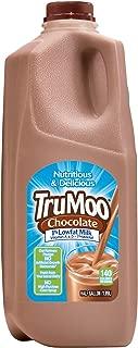 TruMoo 1% Lowfat Chocolate Milk - Half Gallon