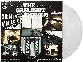 American Slang Grey/White Vinyl