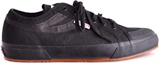 Superga Luxury Fashion Mens MCBI31204 Black Sneakers   Season Outlet