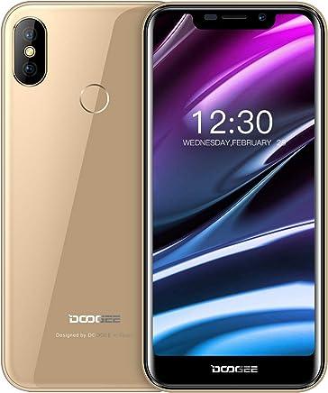 Móviles y Smartphones Libres Android 8.1, DOOGEE X70 Dual Sim Telefonos Moviles Libres 16GB Pantalla 19:9 Notch IPS Display 5.5