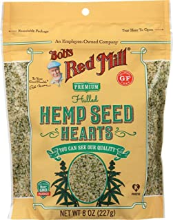 Bob's Red Mill (NOT A CASE) Hulled Hemp Seed Hearts