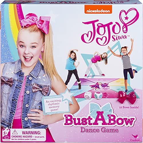 Cardinal Games JoJo Siwa Bust A Bow Dance Action Game
