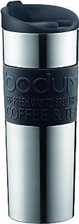 Bodum 11058-01BUS resemugg, rostfritt stål, 445 g, svart